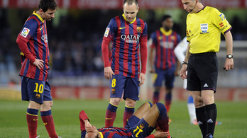 Átkozott stadionjába megy a Barca