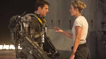 Tom Cruise és Emily Blunt tovább jojózik az időben
