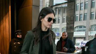 Kendall Jenner kétmilliós szettjét 66 ezerből megúszhatja