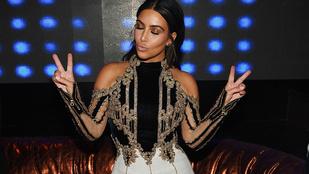 Újabb esztétikai mélypontot köszönhetünk Kim Kardashiannek