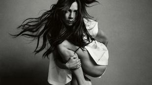 Mauglit csinált Victoria Beckhamből a kínai Vogue