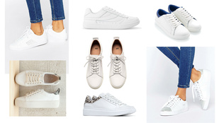 StyleCouch: hol keressek jóárasított fehér bőrcipőt?