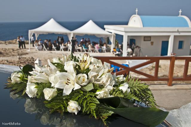 Ciprusi esküvő