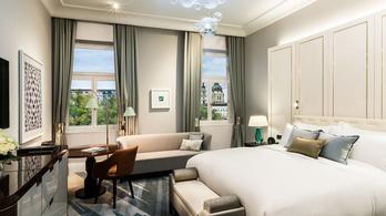 Szállodát nyitott Budapesten a Ritz-Carlton