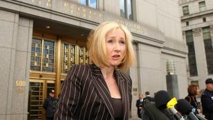 J. K. Rowling elárulta, ki a kedvence karaktere Harry Potter mellett