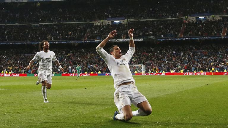 Hősies C. Ronaldo-triplával menekült tovább a Real Madrid