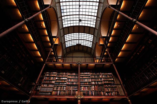 A Rijksmuseum könyvtára