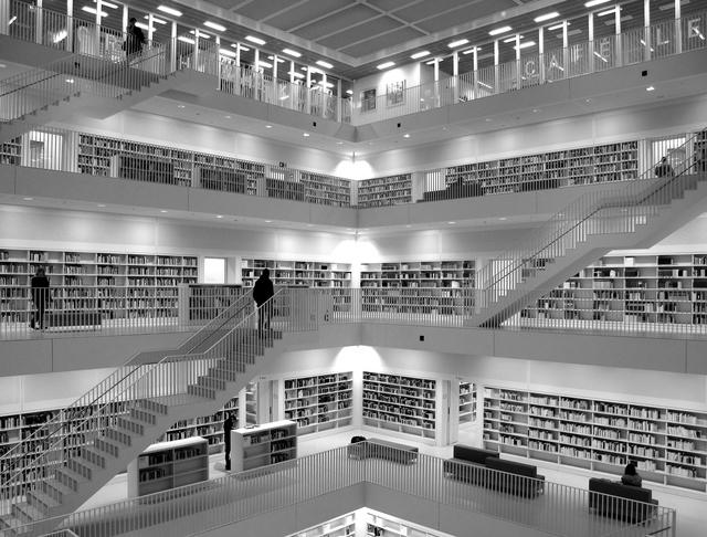 Stuttgarti városi könyvtár