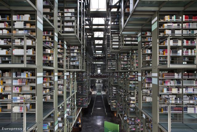 Jose Vasconcelos Könyvtár, Mexikóváros