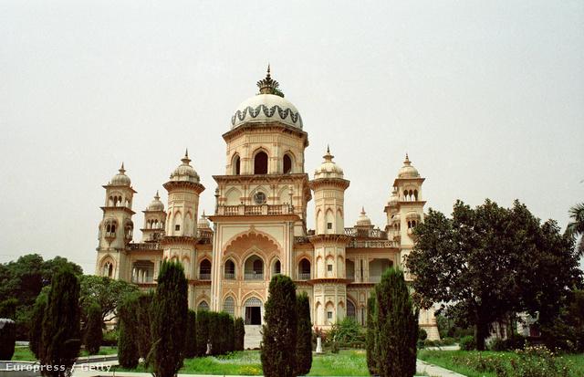 Raza Könyvtár, India