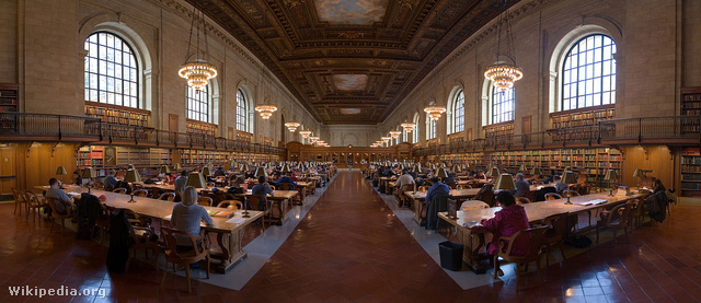 New York-i közkönyvtár