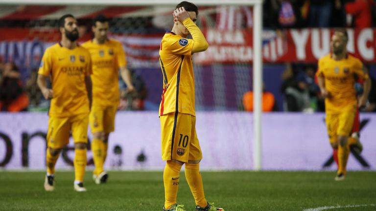 A tökéletes taktika kiütötte a fásult Barcelonát