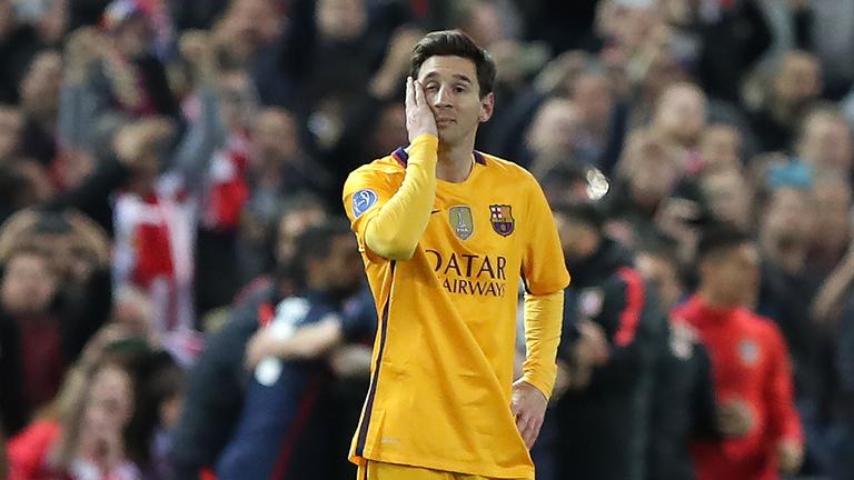 A Barca összeomlott, Messi eltűnt, mi történik?