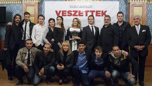 Francia fesztiváldíjat nyert a Veszettek