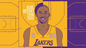 Melyik Kobe Bryant-mezt kell visszavonultatni?