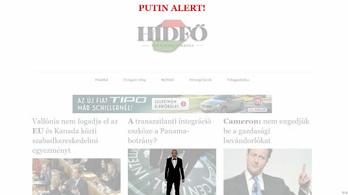 Itt a Putin Alert, ami szól, ha orosz propagandába botlik