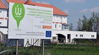 Felvették az uniós pénzt, de a szálloda nem készült el Kisteleken