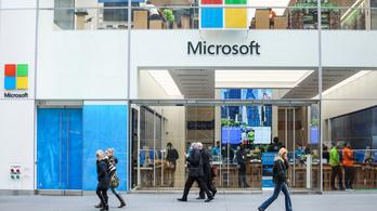 A Microsoft beperli az amerikai kormányt
