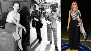 Ennyit változott a dolgozó nők stílusa 100 év alatt