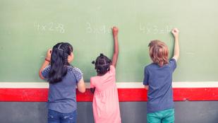 Javíthatja a teljesítményt, ha ugrál a gyerek a matekórán