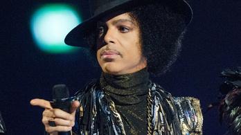 Influenzás lett Prince, kényszerleszállást hajtott végre