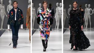 Elle Fashion Show: Szegedi Kata kollekciójáért már megérte