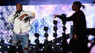 Kanye West úgy beégett a Coachellán, ahogy talán még soha