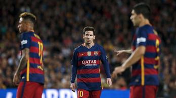 A Barca kivégezte magát, 2-1-re nyert a Valencia Barcelonában