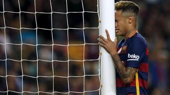 Messi, Neymar, Suarez, Rakitic, Piqué: teljes csőd a kapu előtt