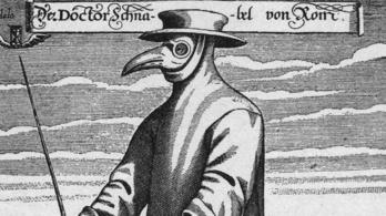Miért öltöztek madárnak a pestisdoktorok?