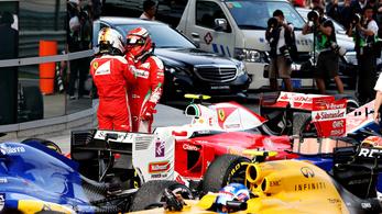 Kezd morgolódni a Ferrari-elnök
