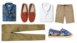 StyleCouch: öt ruhapáros férfiaknak nyárra