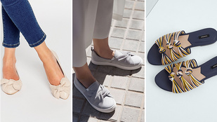 10 ezer forintért is beszerezheti a celebnők kedvenc cipőjét