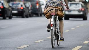 Szabályok, hogy túlélje a városi biciklizést