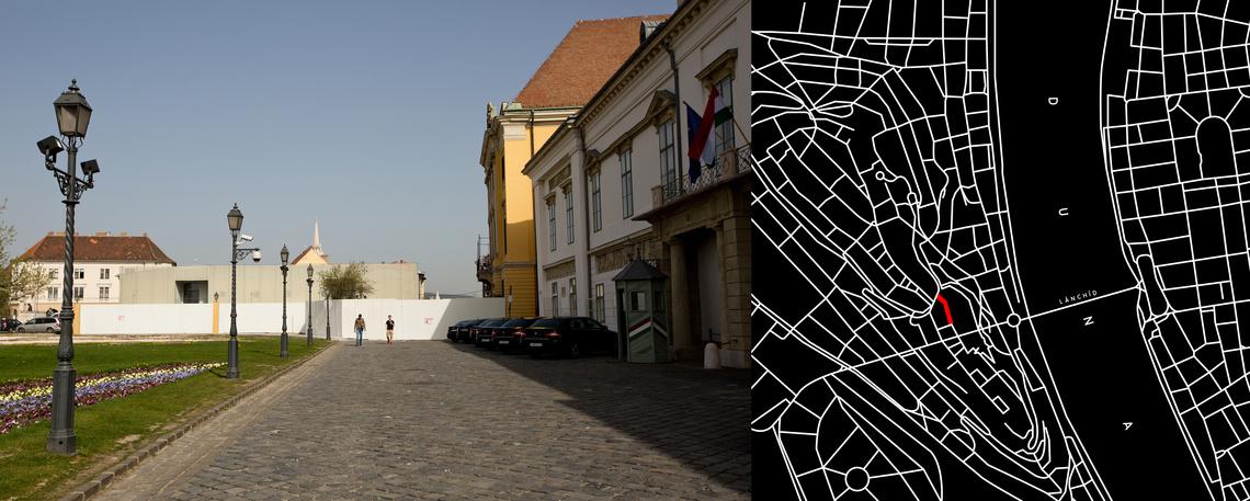 A Színház utca