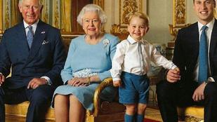 György herceg már most felér egy igazi királlyal