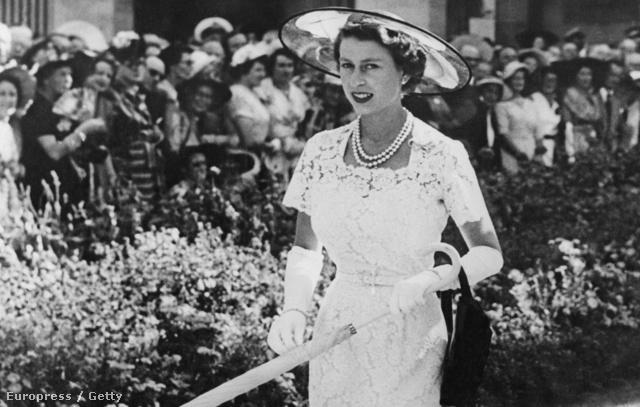 1954, még mindig Sydney: II. Erzsébet sokkal menőbben öltözködött a maga idejében, mint Katalin hercegné most.