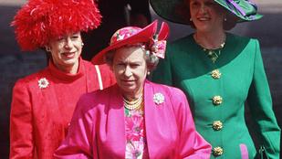 90 fotó a ma 90 éves II. Erzsébet királynőről