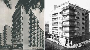 Ilyen házak épültek 1945 előtt Budapesten