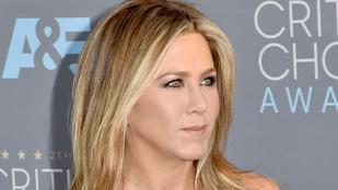Jennifer Aniston lett a legszebb nő a People szerint