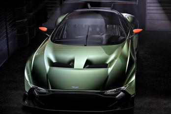 Utcára mehet a legdurvább Aston Martin
