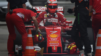 Räikkönen: Ki kell pucolnunk magunk körül
