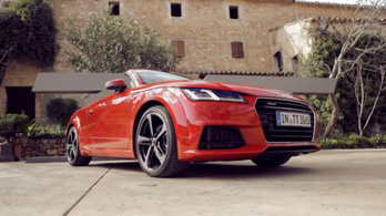 Audi TT, a durrogóbajnok - itt a friss Totalcar TV!