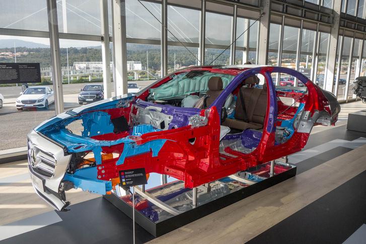 Teljesíthetetlen lenne az Euro NCAP önhordó váz nélkül