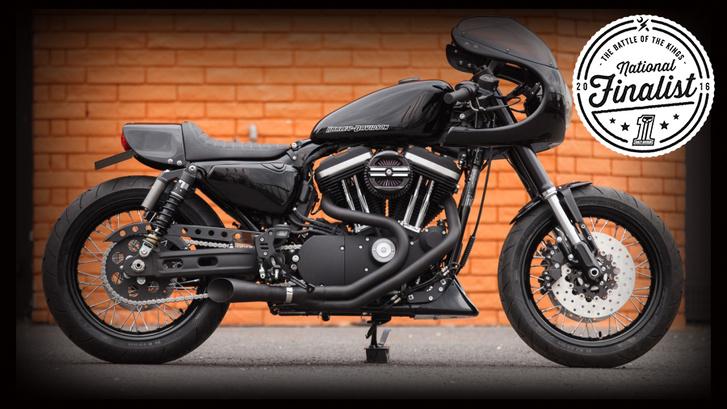 1. Harley-Davidson Budapest