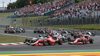 Ecclestone megerősítette: 2026-ig marad az F1 a Hungaroringen