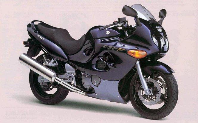 2005 GSX750F sales NZ1 1114