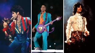 Utánozhatatlan stílusa volt Prince-nek