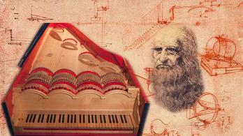 Magyarországra érkezik Da Vinci titokzatos hangszere