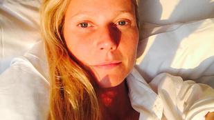 Imádja az Instagram a smink nélküli Gwyneth Paltrow-t